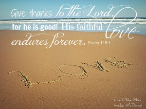 God's love 4