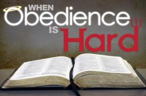 hard obedience