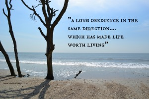 long-obedience